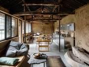 Интерьер квартиры у Японцев. Стиль Ваби-Саби.