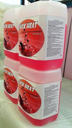 Средство промывки теплообменников и котлов Jack Heat - main